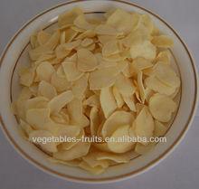 kosher new crop lower TPC bulk dehydrated garlic flakes