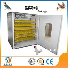 DIY machine egg incubator china macaw parrot eggs Cheapest price ZYA-8