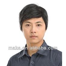 Short Hair wig man wigs
