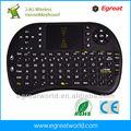frank Egreat ak81 için kablosuz klavye smartphone akıllı tv kutusu mini pc tablet tuş takımı