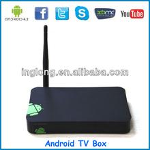 quad core rk3188 tv box mk888 Cortex-A9 android smart tv converter box 1080p xbmcandroid smart tv box full hd media player