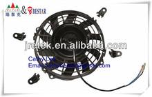 """7"""" 12V Universal Auto A/C Condenser Electric Fan"""
