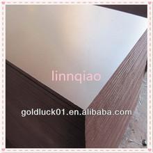 Qingdao edge sealed marine plywood for concrete formwork