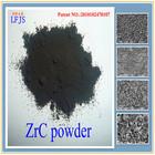 Low price wholesale lot stock zirconium carbide cermet powder Oxidation resistance highly effective absorption visible light