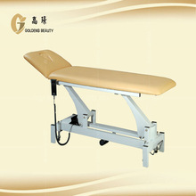 modern simple electric massage table for beauty salon shop