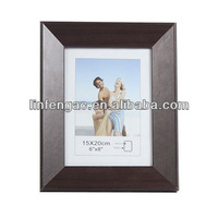 Hot sexy family picture plain wooden photo frame wholesale