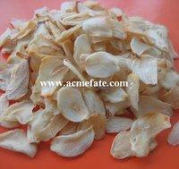 Seasoning dehydrated garlic chips