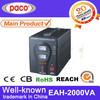 2000va automatic voltage stablisers 100v 220v 2000watt voltage stabilizer regulator with overhigh temperature protection
