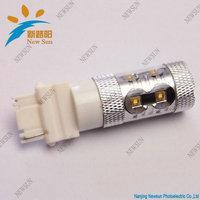 3157 10pcs osram led chips turn light led bulb,car accessory motorcycle led turn light bulb, led turn signal light bulb