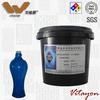 Ceramic imitation water based coating for glass bottle, flat glass, ceramic coloring