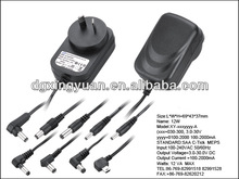 RoHS CE UL BS SAA approved Constant Current Adapter AC Adapter Power Supply for CCTV/LED/Lightings 12v 1a ac dc adapter
