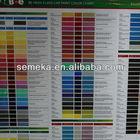 1K 2K Car Paint Colors