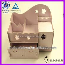 DIY Decorative Korean Cosmetics Boxes Cases