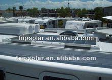 Mobile Caravan Solar Mounting Kits