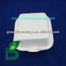 disposable Bamboo Pulp bamboo container