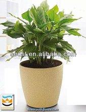 natural sandstone flower pots,plastic flower pot,cheap flower pot