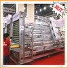 2014 New design best selling products steel wire mesh layer poultry cages laying hen system for Algeria farm