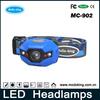Protable rechargeable led reading lamp mini headlight