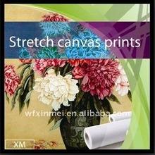 Professional inkjet media manufacturer flower oil painting modern