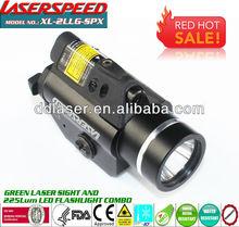 ak 47 green dot laser and flashlight illuminator