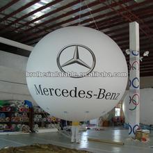Sky Swelling Advertising Helium Big Balloon