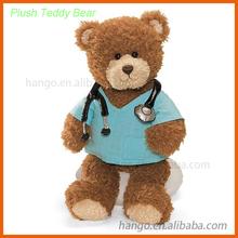 Doctor And Nurse Teddy Bear Plush Toy