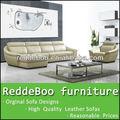 Cadeira elétrica couro sofá em l shape#253