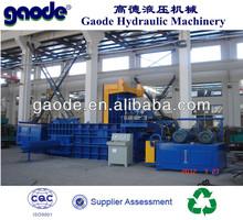 Recycling Hydraulic Scrap Baling Plant