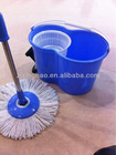 fashionable spin and gomagic mop Balai + seau Easy Wring And Clean Quickie 360 degree magic floor mop twister
