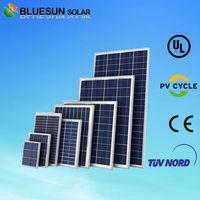 TUV Bluesun solar panels made in usa