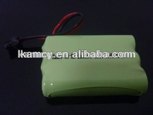 Factory price!7.2v aaa 800mah ni-mh battery pack