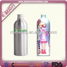 High quality roll on aluminum empty perfume bottle