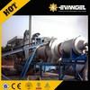 Modular Design Mobile Bitumen Concrete Mixing Batch Plant 40T/H DHB40