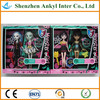 plastic toy monster high fabric american girl doll