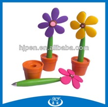 2014 NEW ARRIVAL SERIES Cheap Flower Pen,Flower Shape Pen,Craft Pen