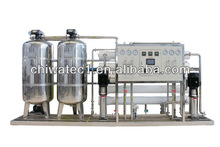 10000l/h auto large ro system with ss filter tank