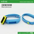 Oem/odmprix fitness. basse énergie de haute précision étape comptoir. 4.0 bracelet bluetooth sms