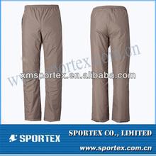 Men's Outdoor Polar Fleece Pants / Brand Waterproof Windproof Breathable Trousers / Camping Hiking Pants