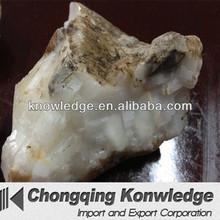 High Quality API 13A Grade Barite Lumps Natural Barium Sulfate Lumps