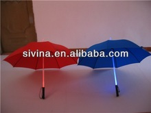 Glowing in the dark super light umbrella for lovers