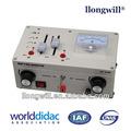 de laboratorio educativo instrumento electrónico kit experimento inteligente de suministro de energía