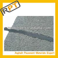 pavement Cracks pouring glue