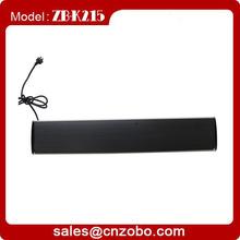 1800W hot boiler baseboard heater btu rating per foot