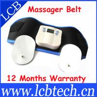 Vibration AB Gymnic Electronic Muscle Arm leg Waist belly stomach Massage Belt Health Care Slimming Body Massage belt