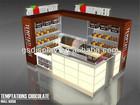 chocolate Store counter vitrine display