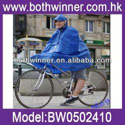 Waterproof bicycle rain ponchos BW234