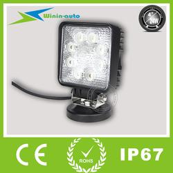 24W Epsitar LED Work Light 10-30V black white WI4244