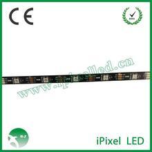 Black PCB led flexible strip 6V