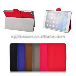 smart case for iPad mini 2 with retina,for ipad mini 2 leather case