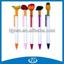 New Novely Vegetable and Fruit Shape Design Ball Pen for Promotional